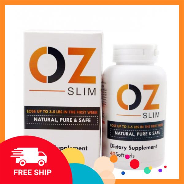 Viên giảm cân OZ Slim từ USA Hộp 40 viên cao cấp