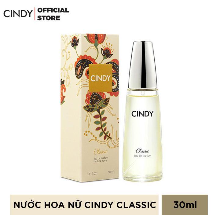 Nước Hoa Cindy Classic 30ml - Cổ Điển