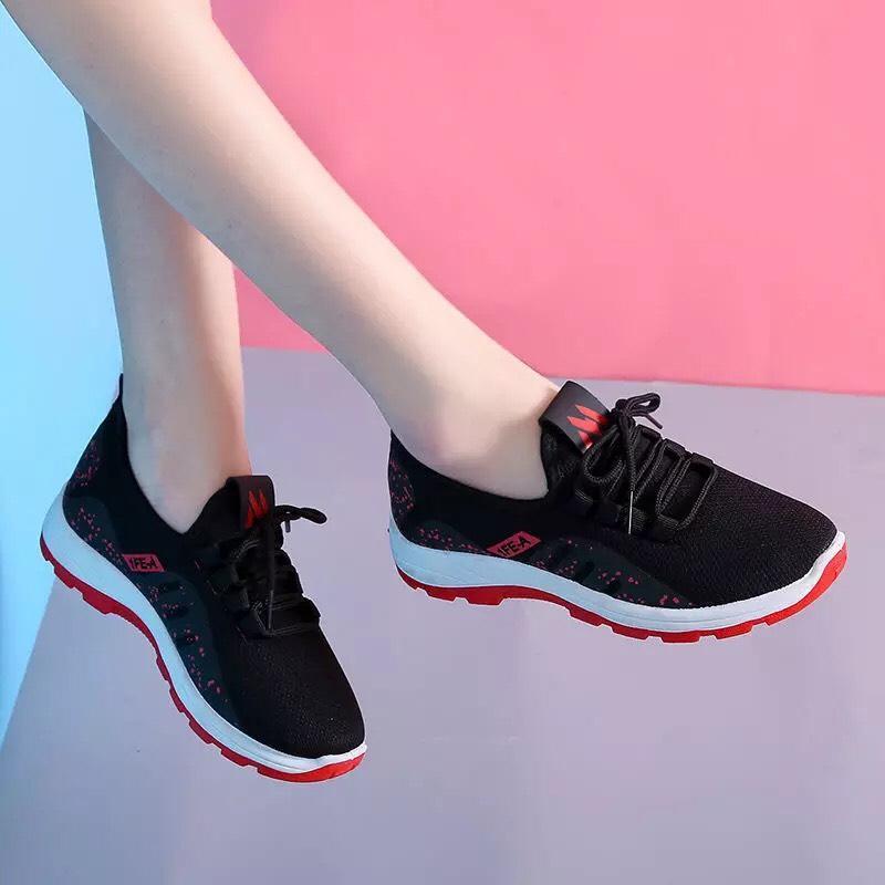 Giá Cực Tốt Để Sắm (GIÁ HỦY DIỆT) Giày Thể Thao SNEAKER Kiểu Dáng Hàn Quốc Cho Nữ - W67