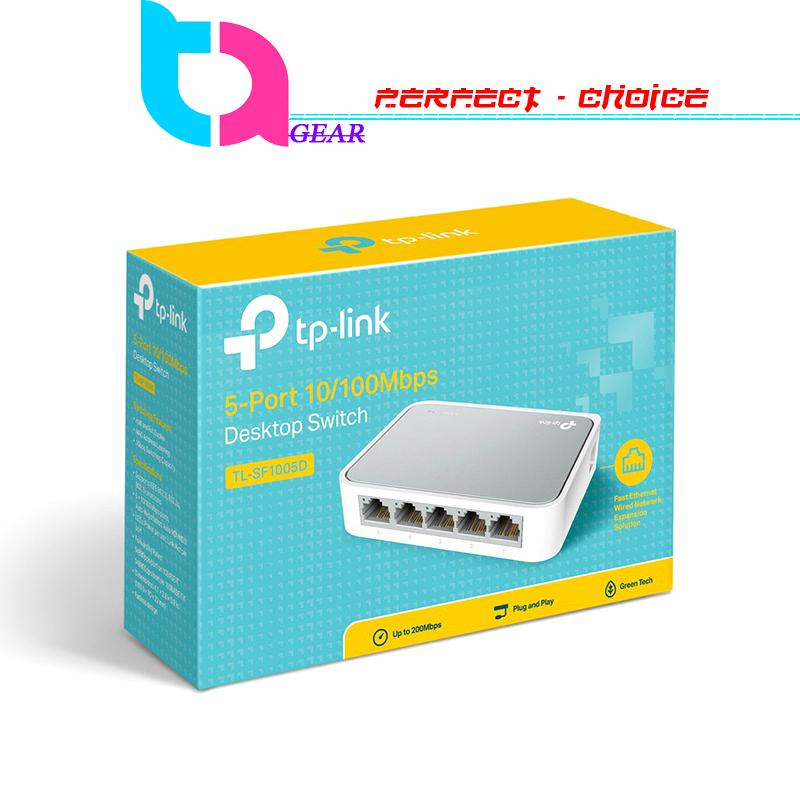 Bảng giá Bộ Chia 5 Cổng Mạng Switch 5P TP-LINK Phong Vũ