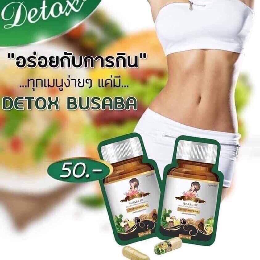 Detox giảm cân hiệu quả, an toàn từ rau củ Thái Lan