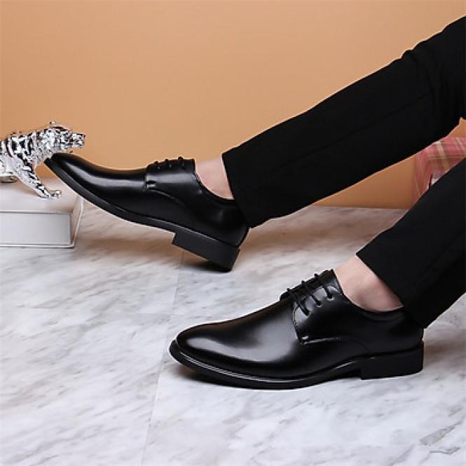 Giày tây nam công sở lịch lãm thời trang Udany GCS18 giá rẻ