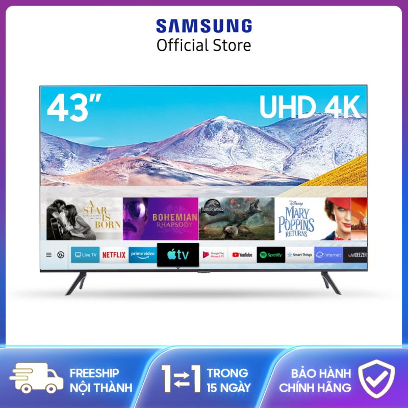 Bảng giá UA43TU8100  - Smart Tivi Samsung 4K 43 inch TU8100 2020