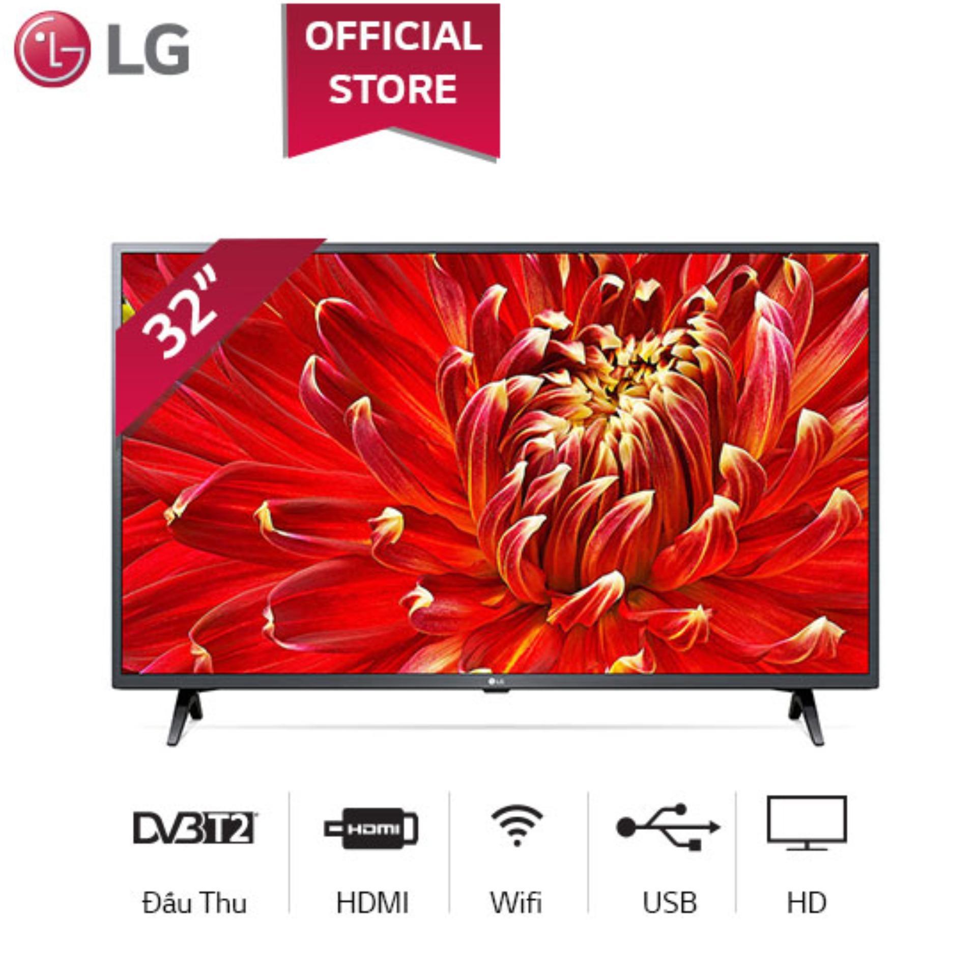 Smart TV LG 32inch HD - Model 32LM630BPTB (2019) - Hãng phân phối chính thức