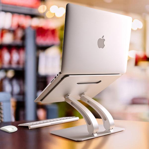 Bảng giá [Nhập ELJAN2 giảm đến 200k cho đơn 99k]Giá đỡ laptop stand nhôm nguyên khối điều chỉnh độ cao cho máy tính xách tay và macbook D2 Phong Vũ
