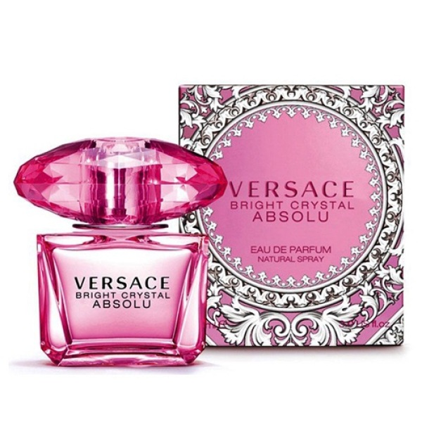 Nước Hoa Versace Bright Crystal Absolu 90ml EDP