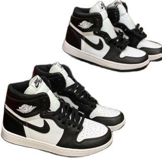 Giày sneaker nam nữ Jd1 panda cao cố hàng đẹp full box bill Freeship Giày thể thao jordan1 panda Giày đi học airjordan panda Giày tập thể dục nam nữ thumbnail