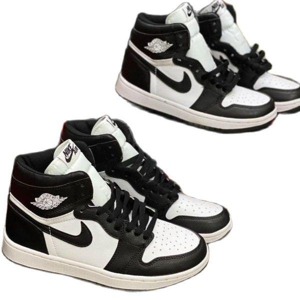 Giày sneaker nam nữ Jd1 panda cao cố hàng đẹp full box bill ♻️ Freeship ♻️ Giày thể thao jordan1 panda ♻️ Giày đi học airjordan panda ♻️ Giày tập thể dục nam nữ