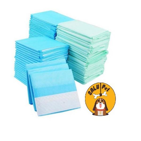Tã lót vệ sinh - lót chuồng - lót thấm nước tiểu dành cho chó mèo size s, cam kết hàng đúng mô tả, chất lượng đảm bảo, an toàn đến sức khỏe