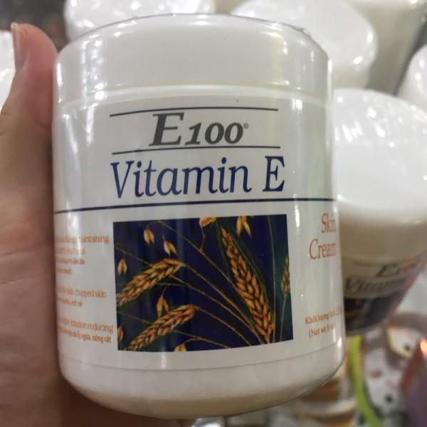 Kem dưỡng thể bông lúa vitamin e E100