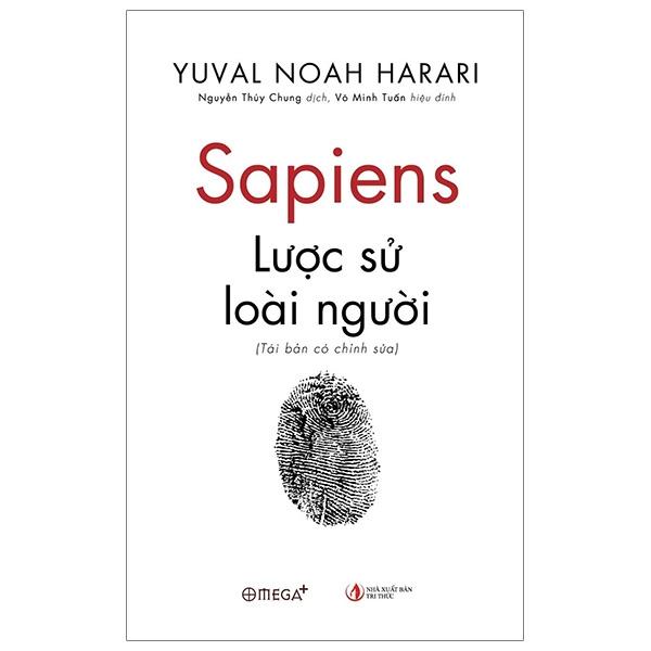 Fahasa - Sapiens: Lược Sử Loài Người (Tái Bản)