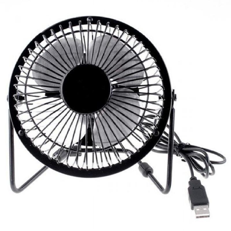 Bảng giá Quạt Lồng Sắt Lileng 819 Dùng Cổng USB (Màu ngẫu nhiên) - Kim Hải Computer - KHC Phong Vũ