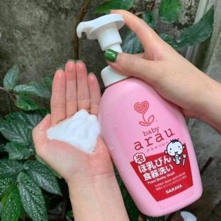 Nước rửa bình Arau 500ml thumbnail