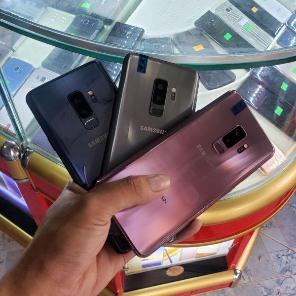 Điện thoại Samsung Galaxy S9 Plus Mỹ Snap 845