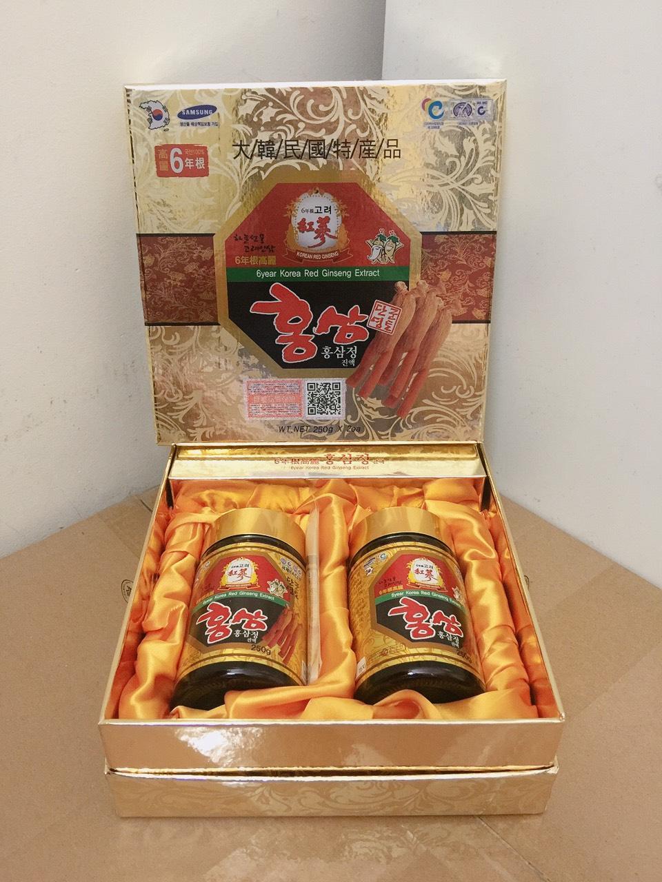 Cao hồng sâm Hàn Quốc 450.000 đ