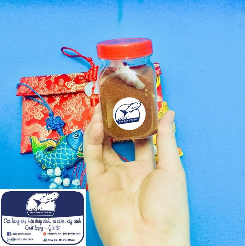 Thức ăn cá cảnh - Cám Thái INVE NRD 3/5 - 50gram