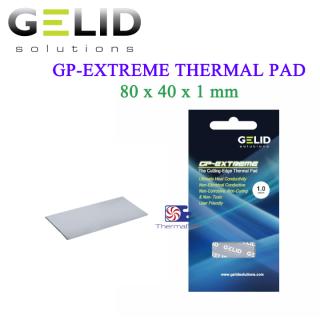 Pad tản nhiệt Gelid GP-Extreme Thermal Pad 80x40x1 mm - Tản nhiệt cao cấp cho người dùng thumbnail