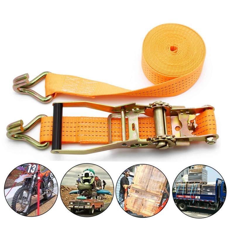 Dây xiết hàng-Dây đai, tăng đơ siết chăng hàng xe tải Vĩnh Khang shop size 5cm*12m