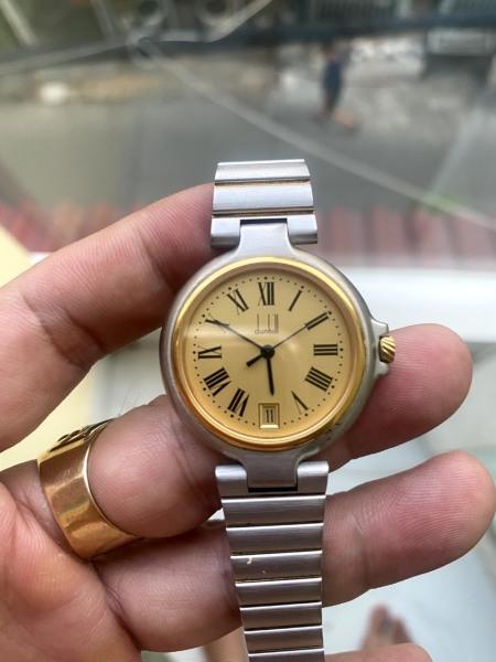 đồng hồ nam Dunhill Thuỵ Sĩ