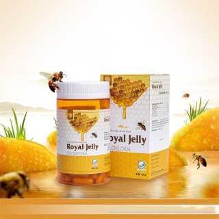 Viên sữa ong chúa schon royal jelley 100 viên thumbnail