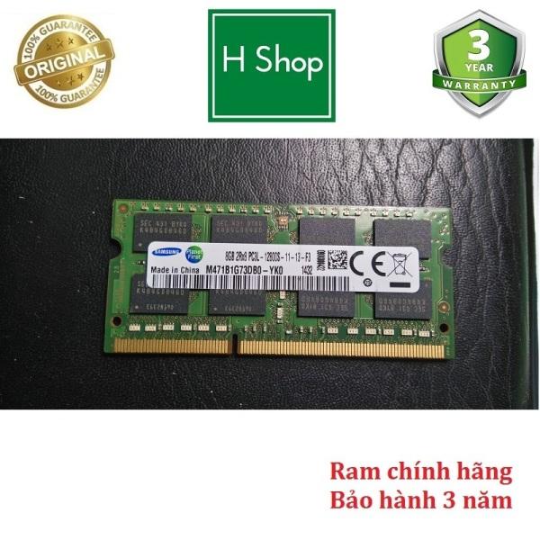Ram Laptop DDR3L 8Gb bus 1600 - 12800s bảo hành 3 năm