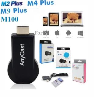 Hướng dẫn cách Kết nối điện thoại với tivi,kết nối điện thoại với tivi,HDMI không dây Anycast M2 Plus dạng USB tiện dụng,dễ dàng chia sẻ hình ảnh,video lên TV,BH 1 Năm 5