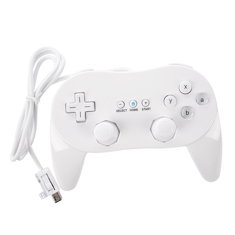 Giá Professional Classic Game Controller for Nintendo Wii White