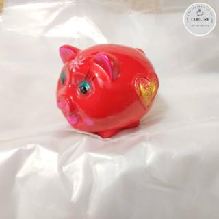 Lợn đất tiết kiệm đựng tiền size NHỎ cute đẹp giá rẻ TABILINE LD01 7