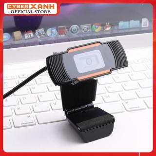 Webcam máy tính Full HD 1080P giá rẻ, sắc net dùng để học online, Livestream, Học trực tuyến, Zoom thumbnail
