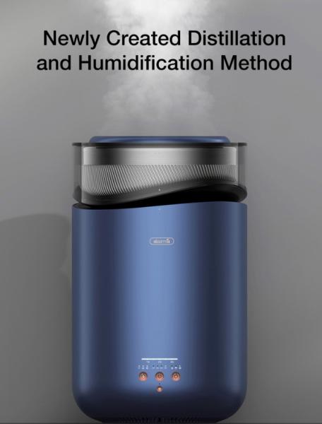 [HCM]M&aacutey tạo độ ẩm th&ocircng minh Deerma DEM-RZ300 - H&agraveng ch&iacutenh h&atildeng