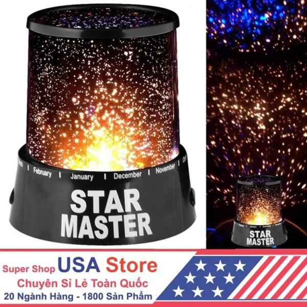Đèn Ngủ Chiếu Ngàn Sao - Hình Ảnh STAR Huyền Ảo (Mẫu Sao/Con Vật)