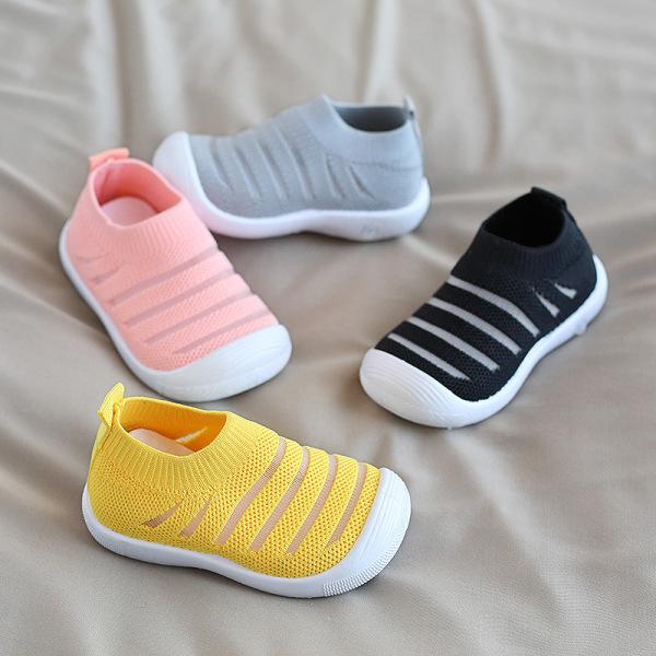 Giá bán Giày tập đi bún cho bé vải lưới thoáng khí nhiều màu ( A52 ), chất liệu cao cấp, bền, nhẹ, mềm mại và êm chân, thiết kế tinh tế, di chuyển dễ dàng và thoải mái