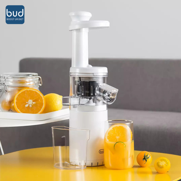 Youpin Bud Xách tay mini Máy ép trái cây cốc máy trộn trái cây và rau quả Máy chế biến trái cây không ồn Máy nghiền 90% năng suất nước trái cây