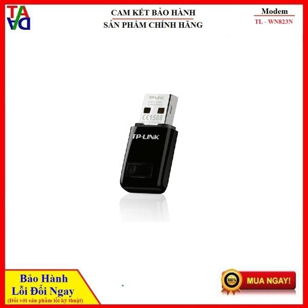 Bảng giá TP-Link TL-WN823N - USB Wifi chuẩn N tốc độ 300Mbps - Hàng chính hãng - Bảo hành 24 tháng 1 đổi 1 Phong Vũ