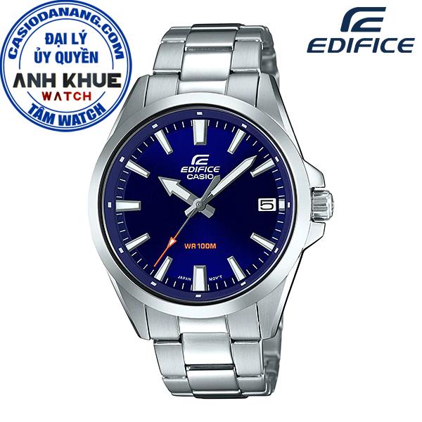 Đồng hồ nam dây kim loại Casio Edifice chính hãng Anh Khuê EFV-100D-2AVUDF (42mm) bán chạy