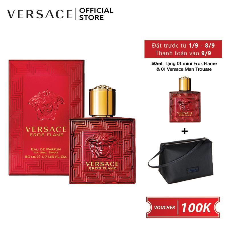 Nước hoa Versace Eros Flame EDP 50ML