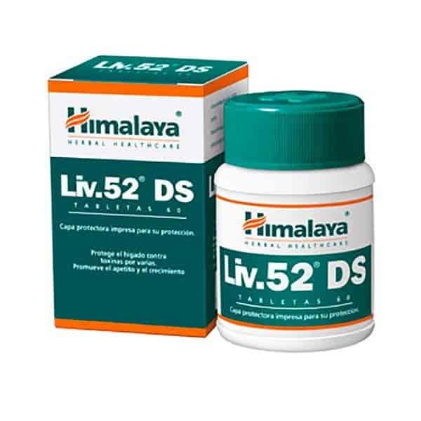 Viên uống giải độc gan Himalaya Liv.52 DS