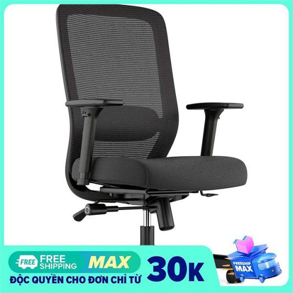 Ghế văn phòng chất lượng cao DƯỚI 1 TRIỆU, nâng hạ, chân xoay 360 độ MA005 giá rẻ