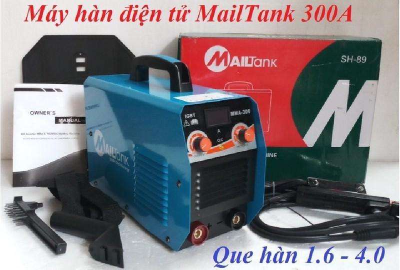 Máy hàn Mailtank 300a may han que- máy hàn chuyên nghiệp