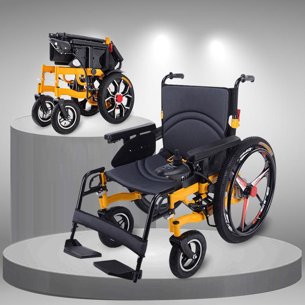 Xe lăn điện thông minh chống lật ngược TM057 cao cấp