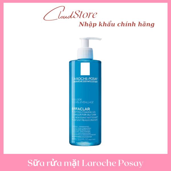 Sữa rửa mặt Laroche Posay sữa rửa mặt chuyên dành cho da hỗn hợp dầu, nhờn, có mụn và nhạy cảm