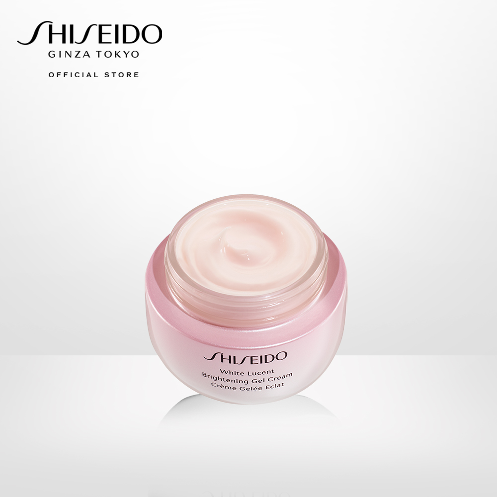 Gel dưỡng trắng da Shiseido White Lucent Brightening Gel Cream 50ml