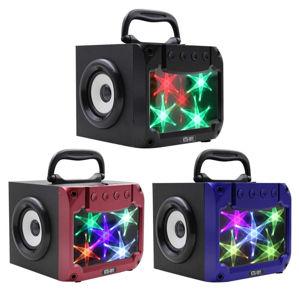 ( HÀNG MỚI NHẤT 2019) Loa thùng Bluetooth di động nghe nhạc hát Karaoke KTS-1011 Âm Thanh Cực Khủng , kiểu dáng sang trọng Nhật Bản