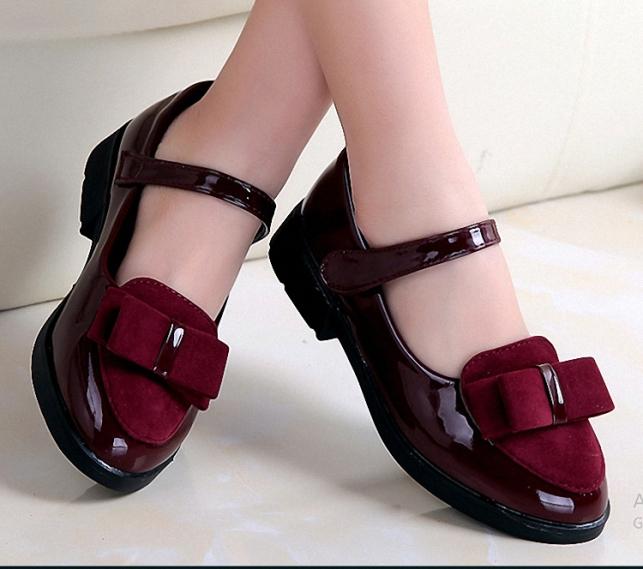 Giày búp bê hàn quốc nơ xinh cho bé gái  3 - 13 tuổi - G1 giá rẻ