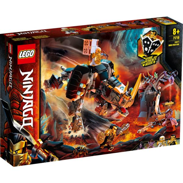 Mã Coupon Đồ Chơi LEGO Khủng Long Giác Đấu Mino Của Zane