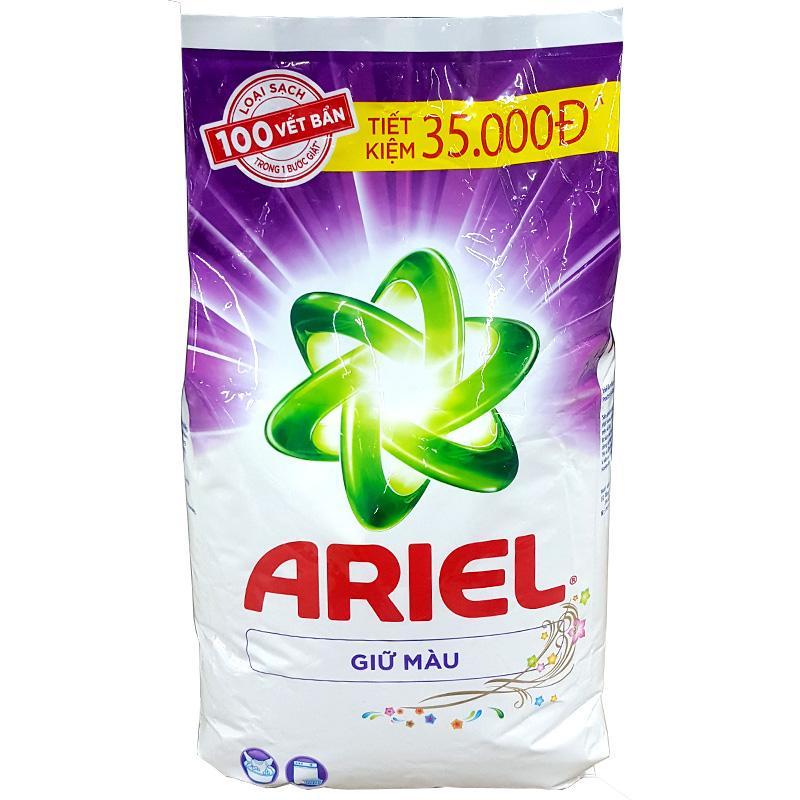 Giá Sốc Duy Nhất Hôm Nay Khi Mua Bột Giặt Ariel Giữ Màu 5kg5