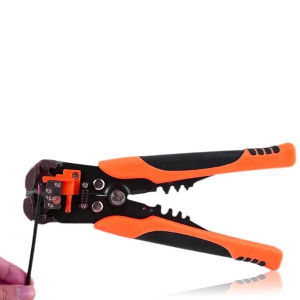 Kìm tuốt dây điện tự động Asaki AK-0339