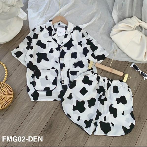Nơi bán Đồ Ngủ Pijama Lụa Mango Tay Dơi Siêu Xinh, Mềm Mịn, Độc Lạ Khó Tìm, Sanh Chảnh Hàn Quốc