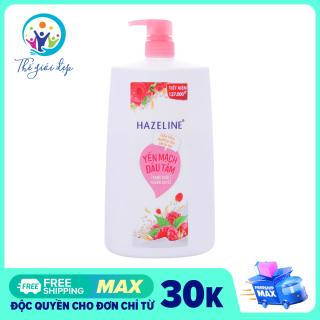 Sữa Tắm Hazeline 1.2KG sữa tắm dưỡng ẩm sáng da rạng ngời thuần khiết thumbnail