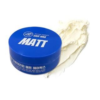 Sáp vuốt tóc wax tạo kiểu tóc R&B Phyton Therapy Hair Wax Matt, Hàn Quốc 100g thumbnail